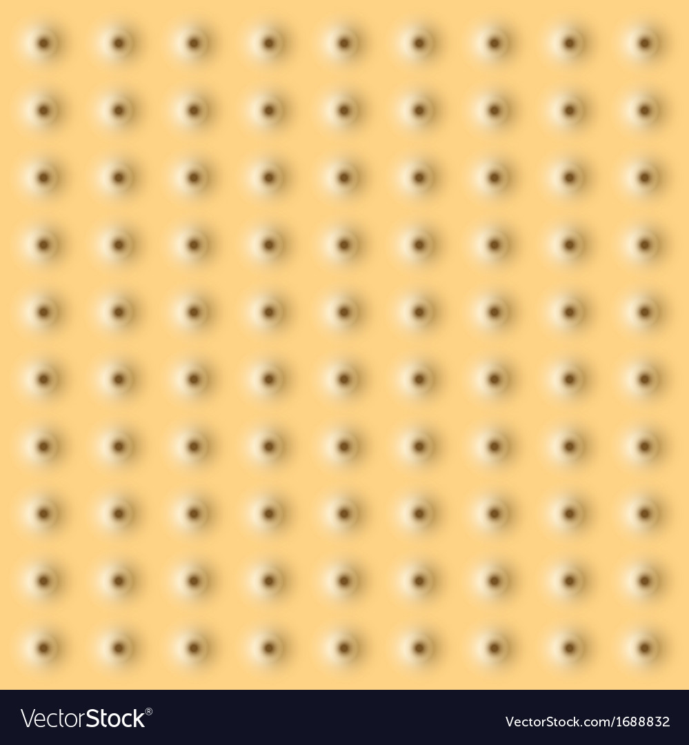 Realistic cookie texture background eps10 vector | Price: 1 Credit (USD $1)