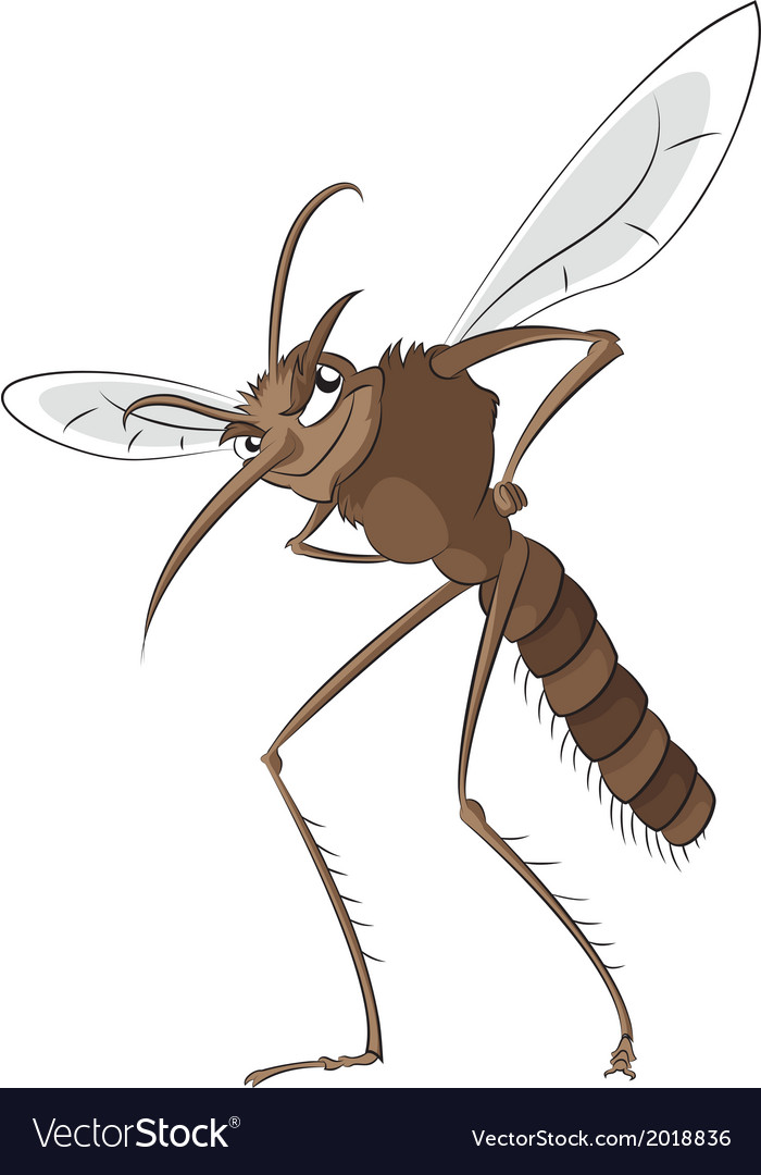 Bad mosquito vector | Price: 1 Credit (USD $1)
