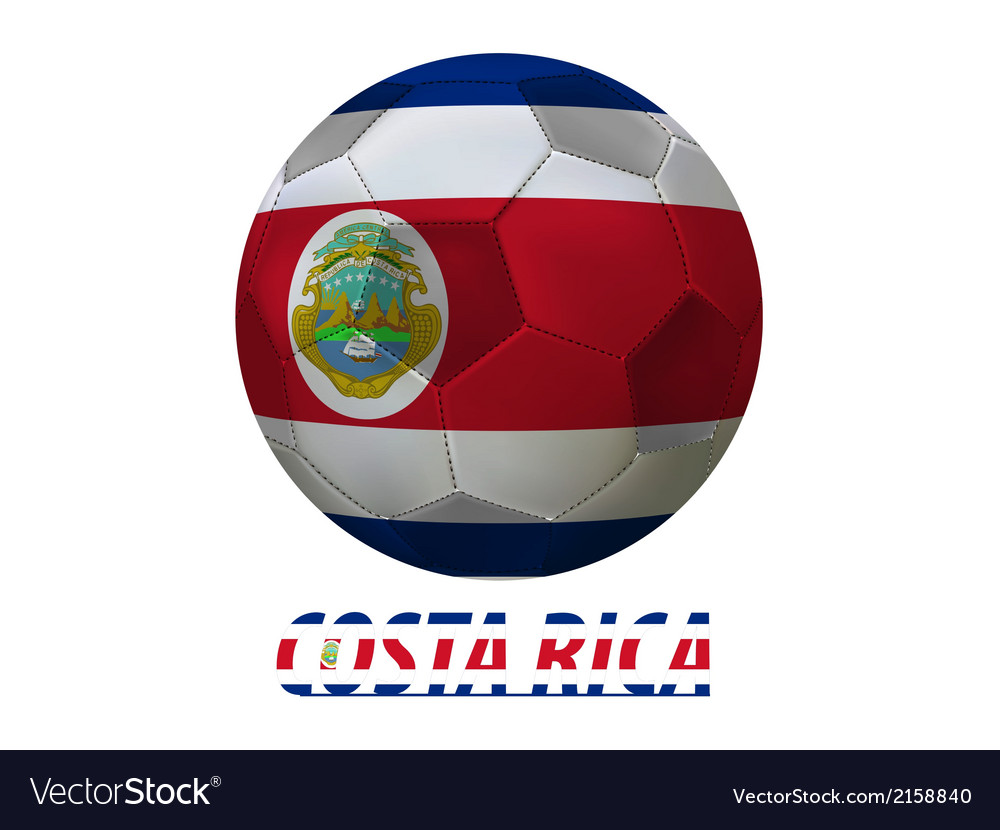 Costa rica vector | Price: 1 Credit (USD $1)