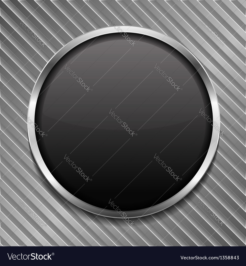 Round black board vector | Price: 1 Credit (USD $1)