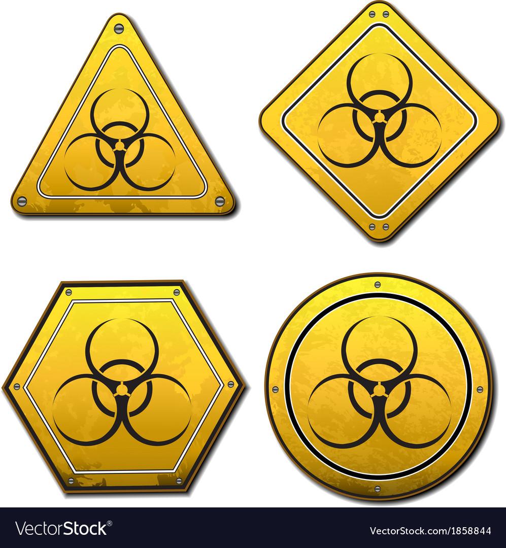 Hazard vector | Price: 1 Credit (USD $1)