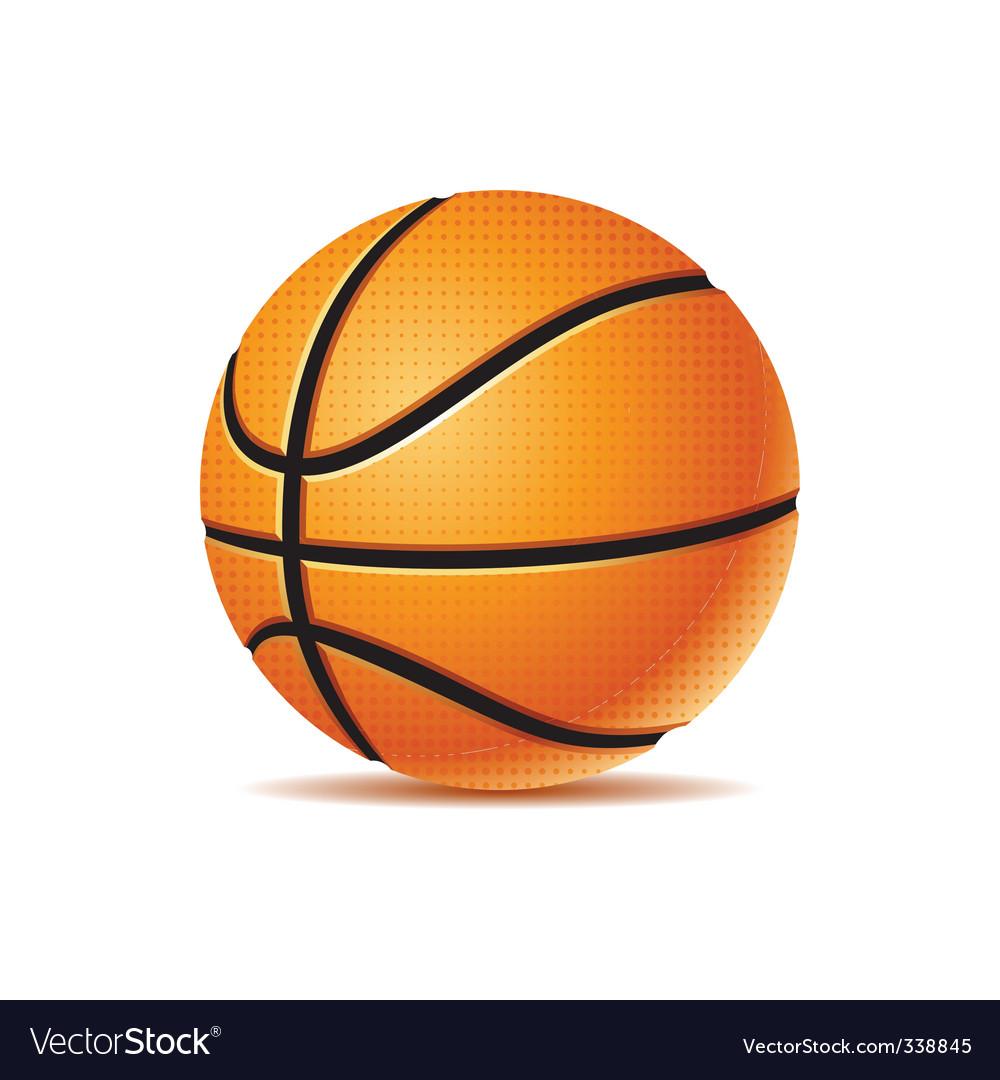basket ball vector | Price: 1 Credit (USD $1)