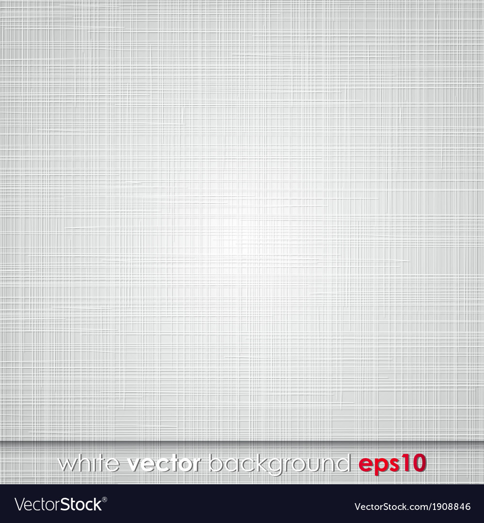 Abstract white vintage texture background vector | Price: 1 Credit (USD $1)