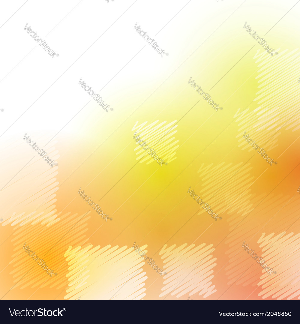 Abstract summer poster with square elements vector | Price: 1 Credit (USD $1)