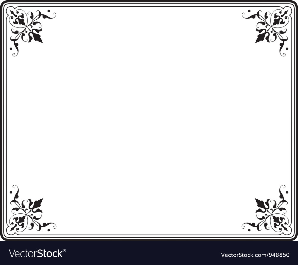 Frame magasin 4 vector | Price: 1 Credit (USD $1)