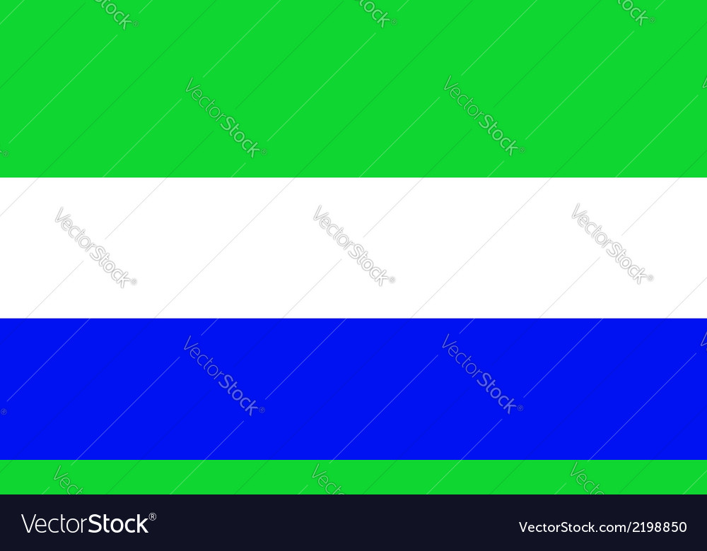 Galapagos sierra leone vector | Price: 1 Credit (USD $1)