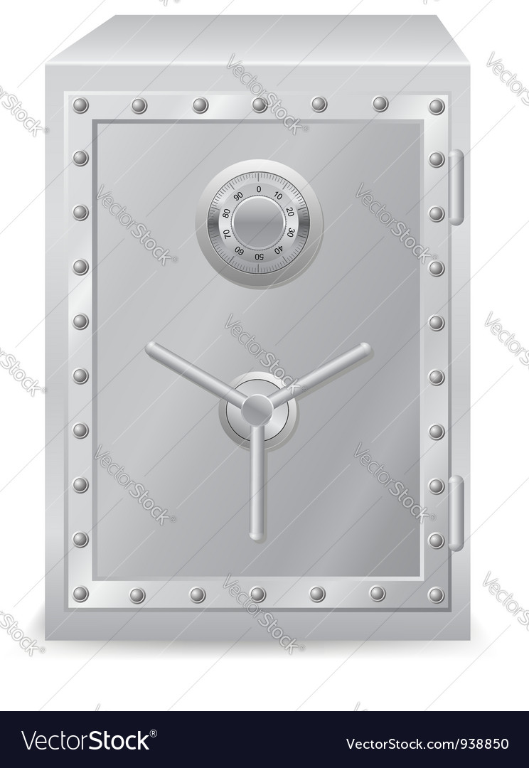 Safe 02 vector | Price: 1 Credit (USD $1)