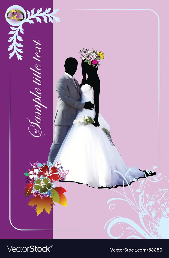 Wedding album vector | Price: 1 Credit (USD $1)