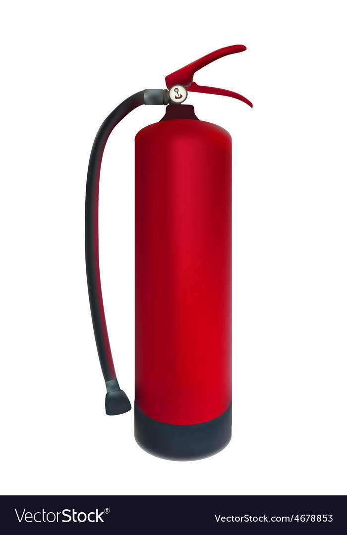 Fire extinguisher vector | Price: 1 Credit (USD $1)