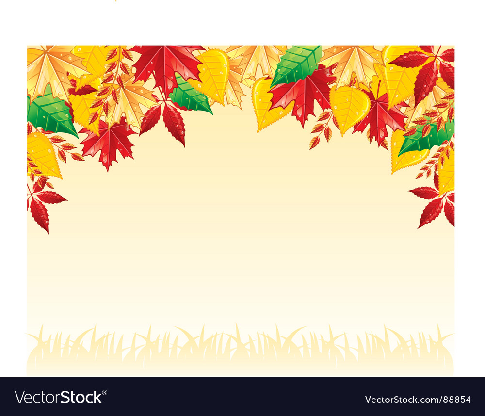 Leaf back vector | Price: 1 Credit (USD $1)