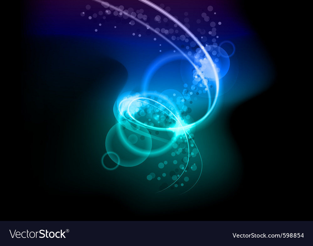 Lighting spiral vector | Price: 1 Credit (USD $1)