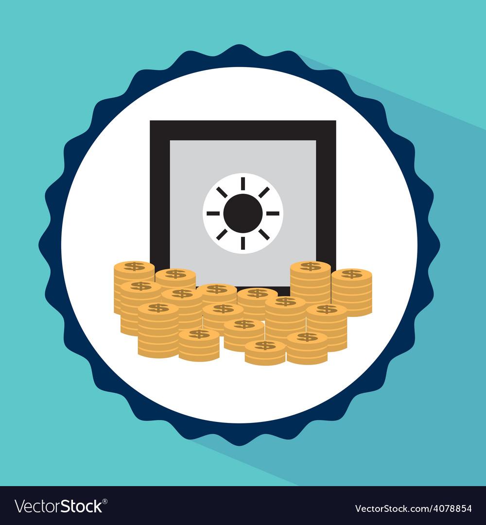 Money concept vector | Price: 1 Credit (USD $1)