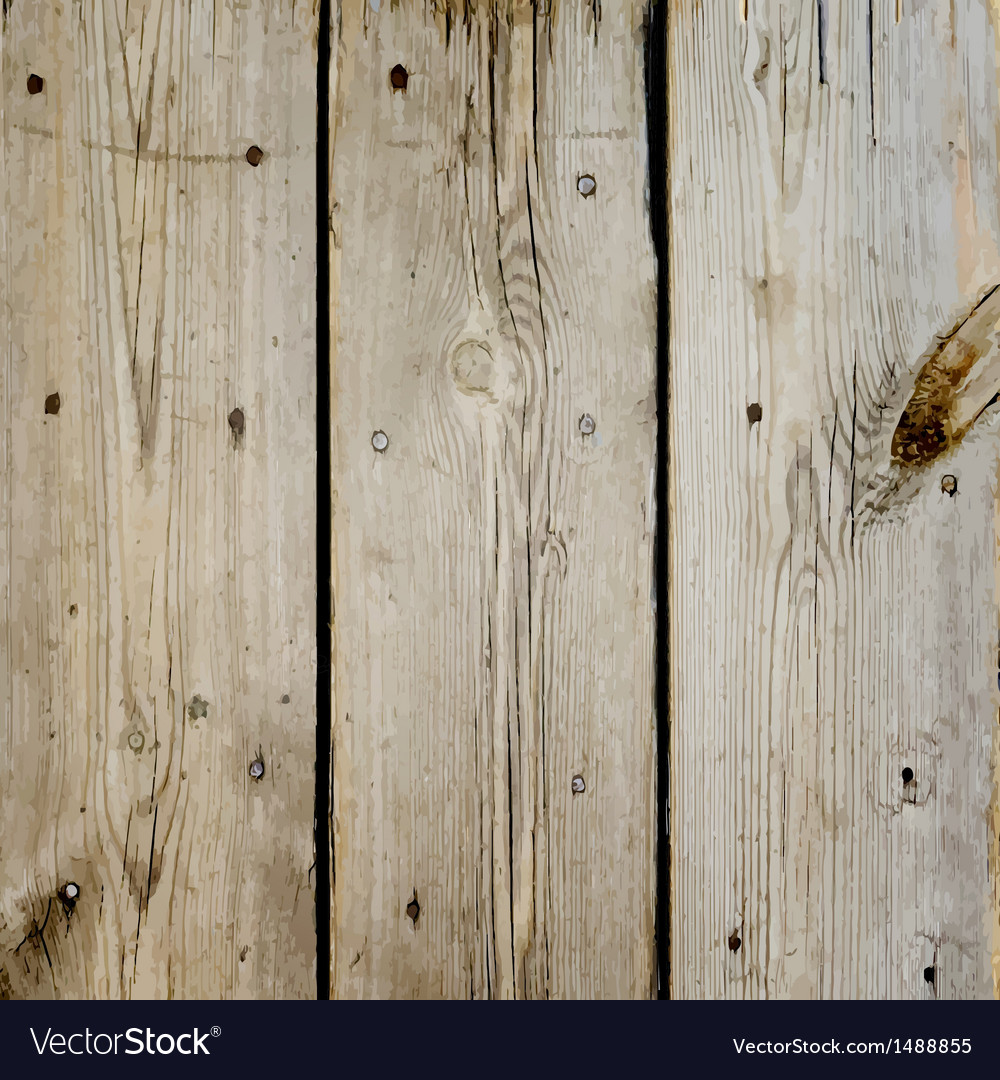 Wood boards floor texture vector | Price: 1 Credit (USD $1)