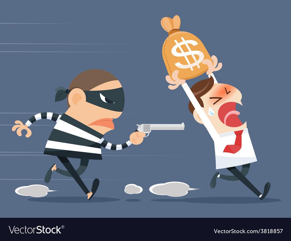 Thief vector | Price: 1 Credit (USD $1)