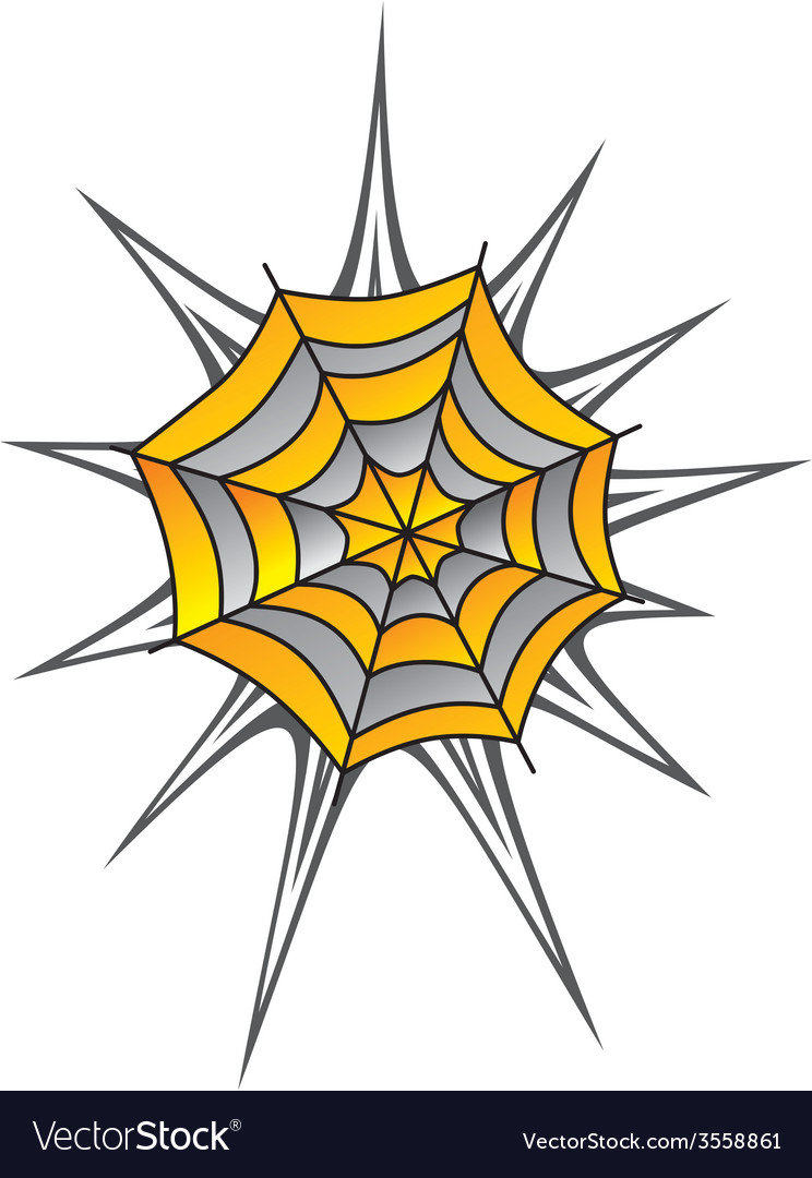 Color spiderweb art vector   Price: 1 Credit (USD $1)