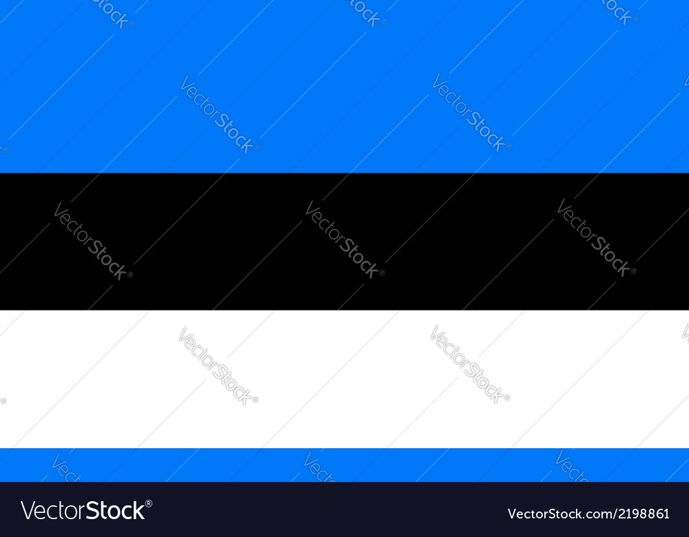 Estonia vector | Price: 1 Credit (USD $1)
