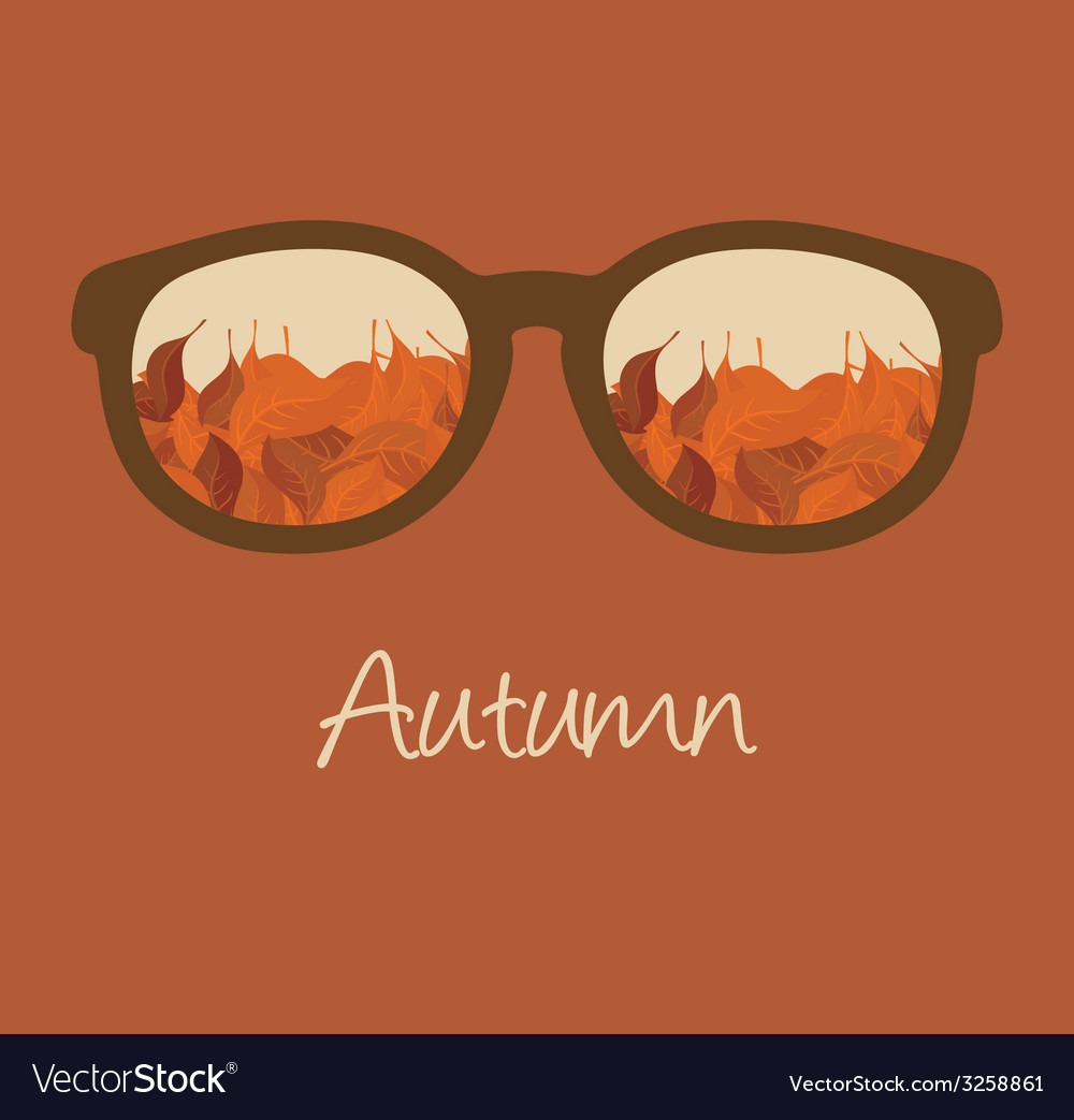 Hello autumn2 vector | Price: 1 Credit (USD $1)