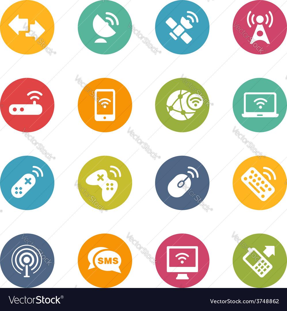 Wireless communications vector