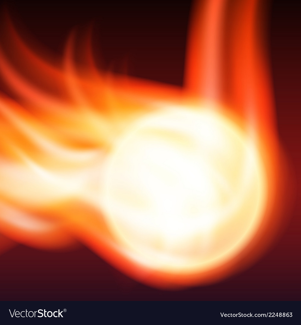 Abstract background with flames vector | Price: 1 Credit (USD $1)