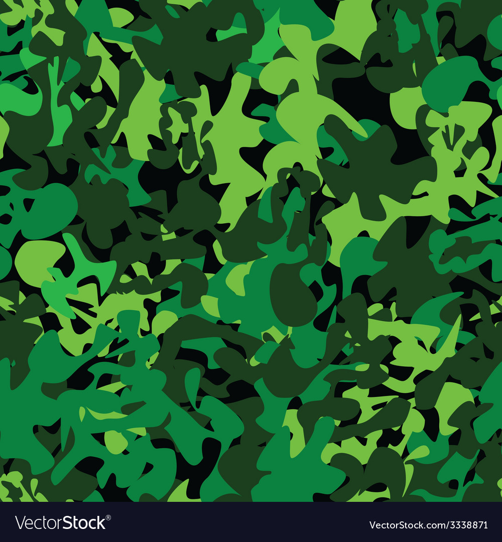 Military pattern vector | Price: 1 Credit (USD $1)