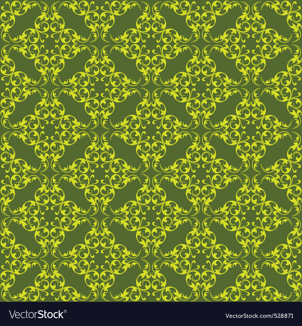 Vintage seamless background vector | Price: 1 Credit (USD $1)