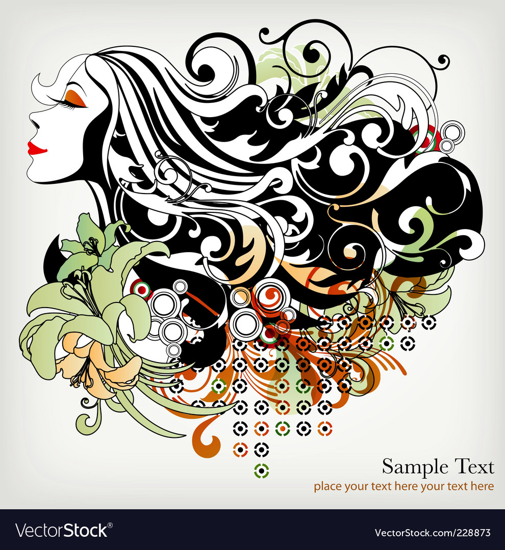 Floral graphic vector   Price: 3 Credit (USD $3)