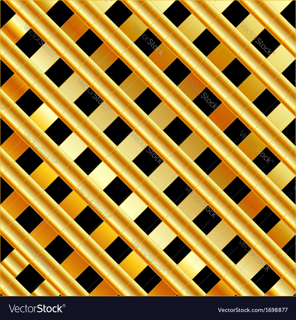 Golden bars background vector | Price: 1 Credit (USD $1)