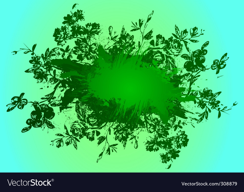 Grunge nature vector | Price: 1 Credit (USD $1)