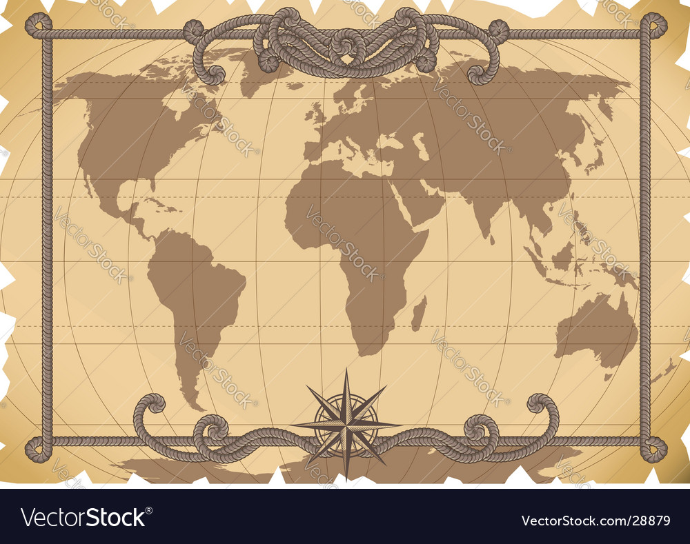 Map vector | Price: 1 Credit (USD $1)