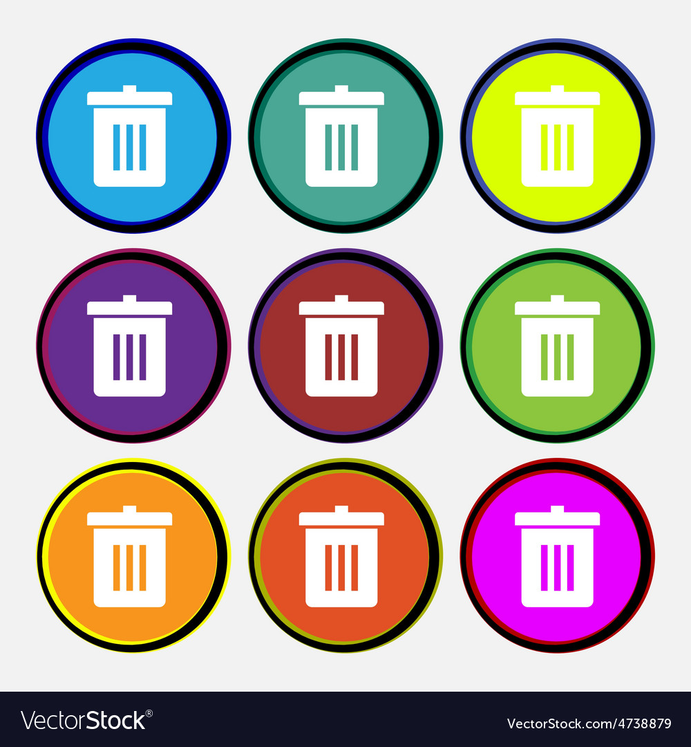 Recycle bin reuse or reduce vector | Price: 1 Credit (USD $1)