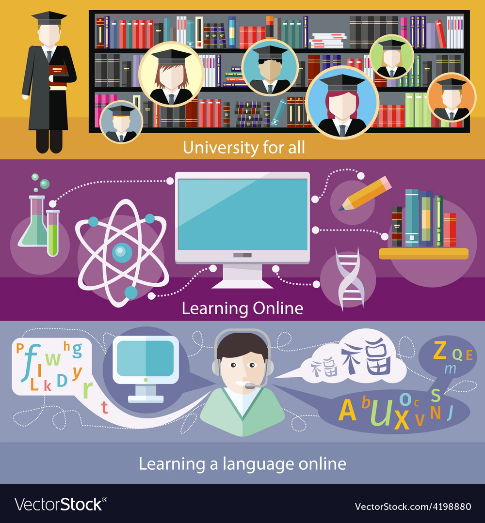 Education online education professional vector   Price: 1 Credit (USD $1)