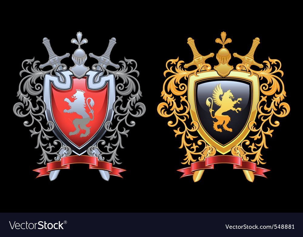 Coat of arms vector | Price: 3 Credit (USD $3)