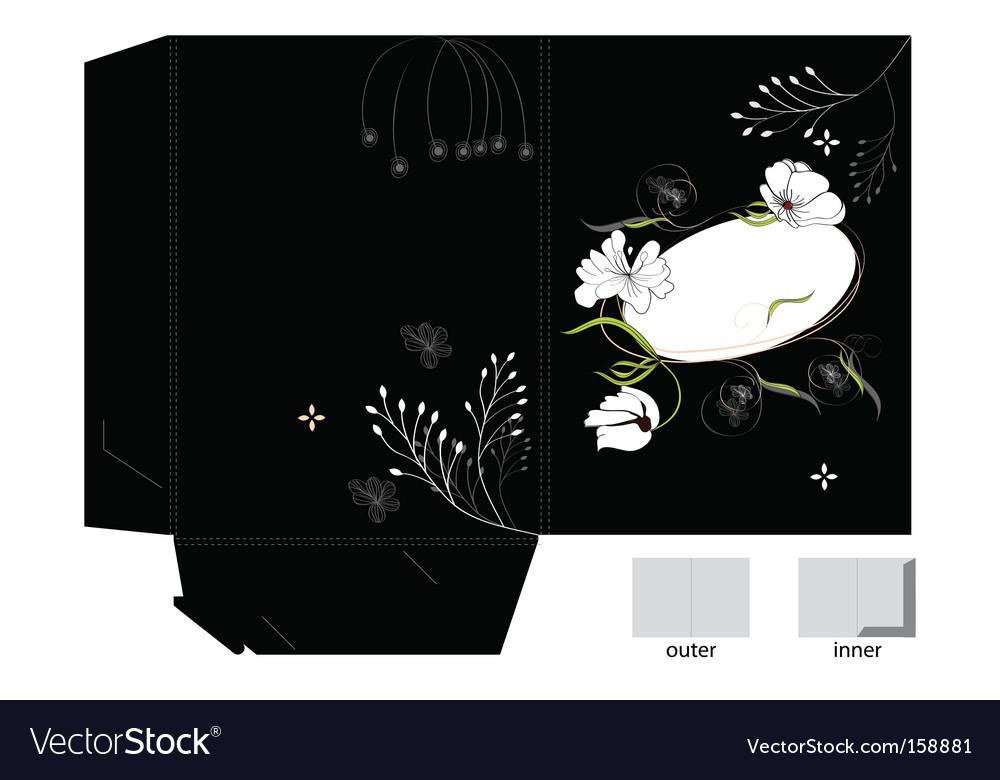 Template for folder design vector   Price: 1 Credit (USD $1)