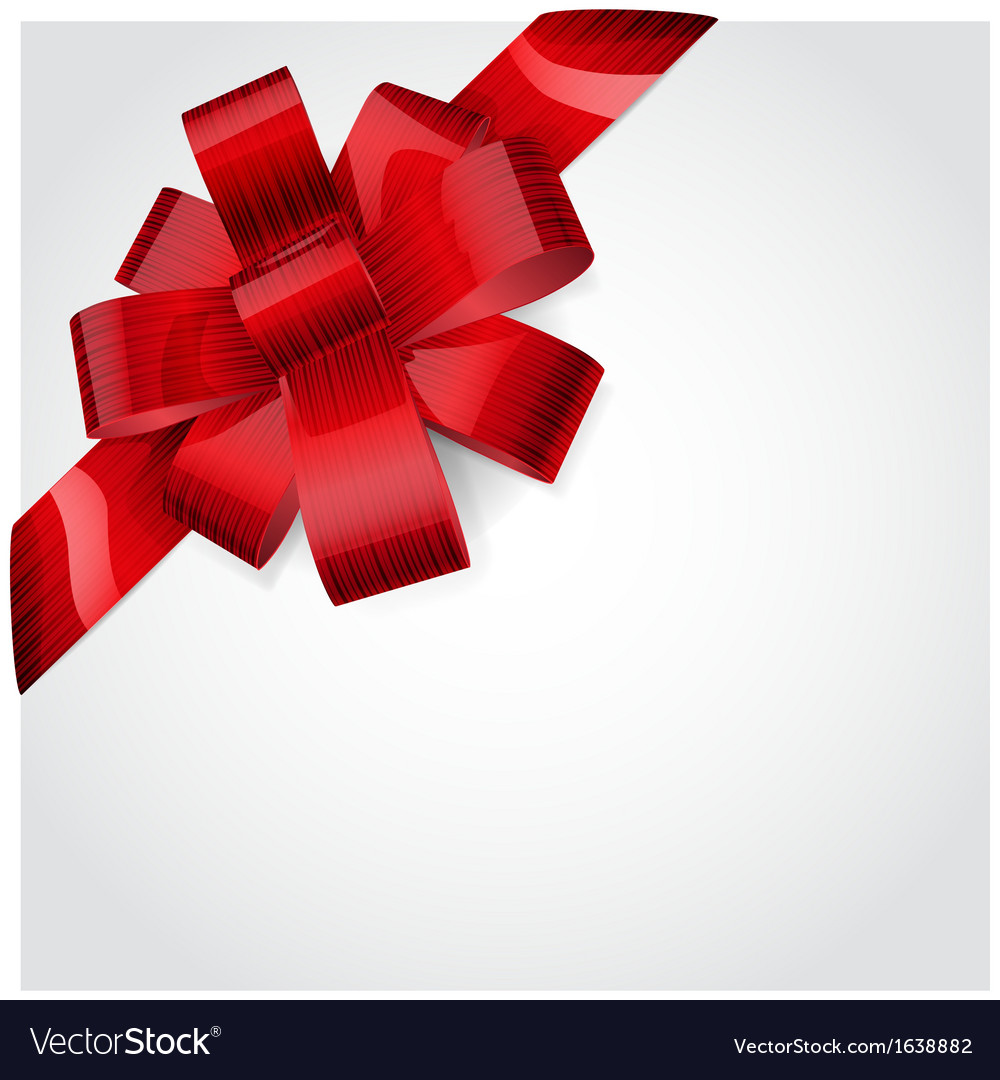 Red bow 4 vector   Price: 1 Credit (USD $1)