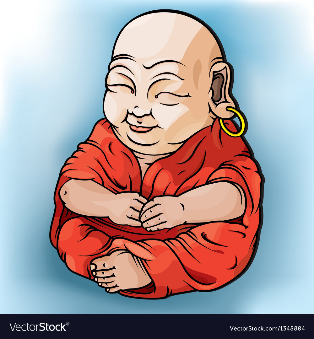 Buddha vector | Price: 3 Credit (USD $3)