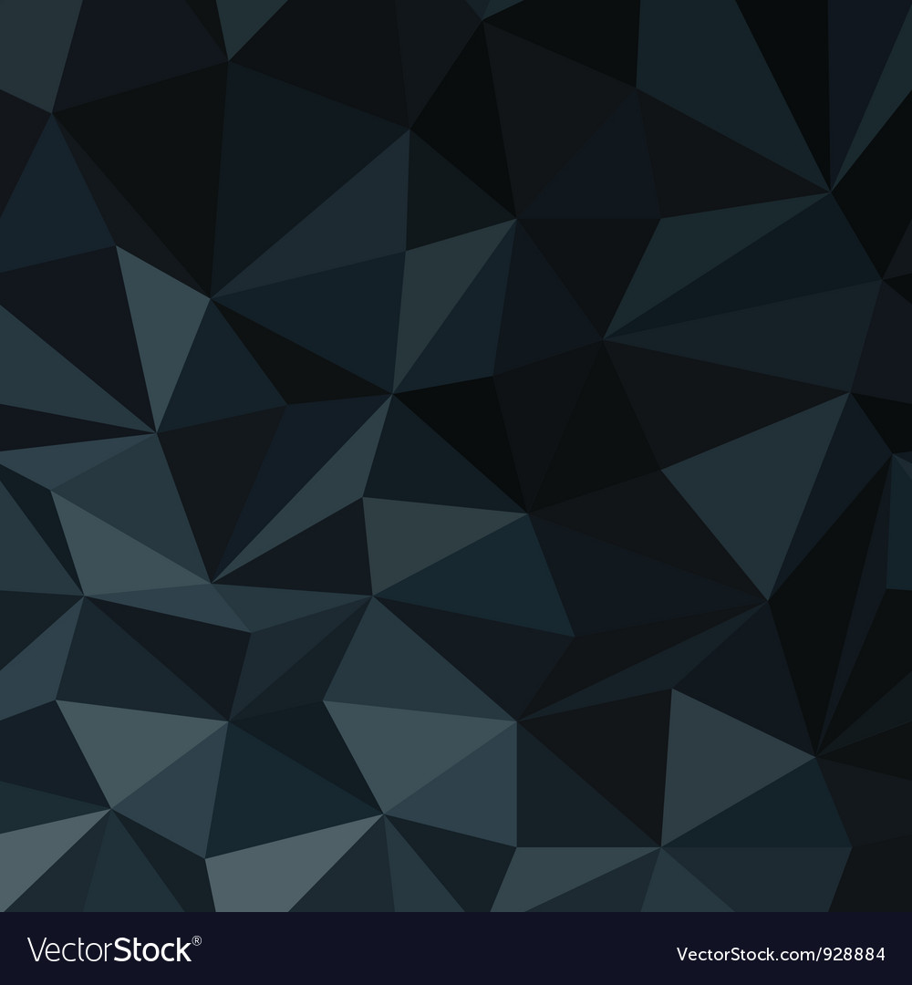 Dark blue abstract diamond pattern vector | Price: 1 Credit (USD $1)