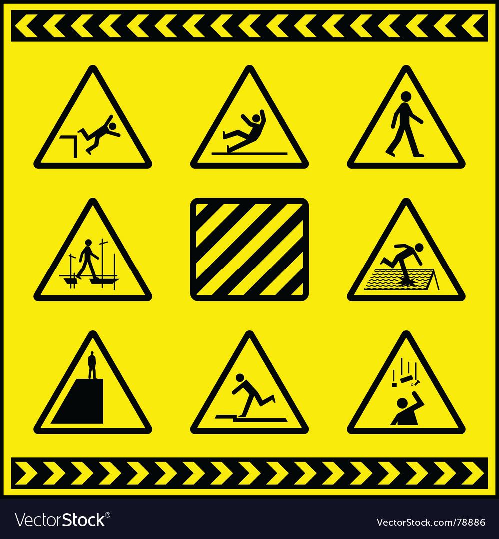 Hazards vector   Price: 1 Credit (USD $1)