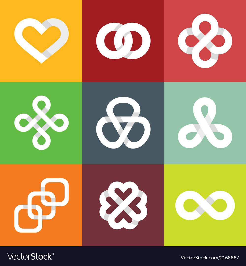 Design logo templates vector | Price: 1 Credit (USD $1)