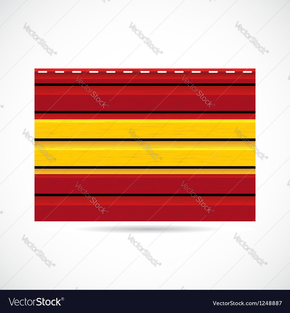 Spain siding produce company icon vector | Price: 1 Credit (USD $1)