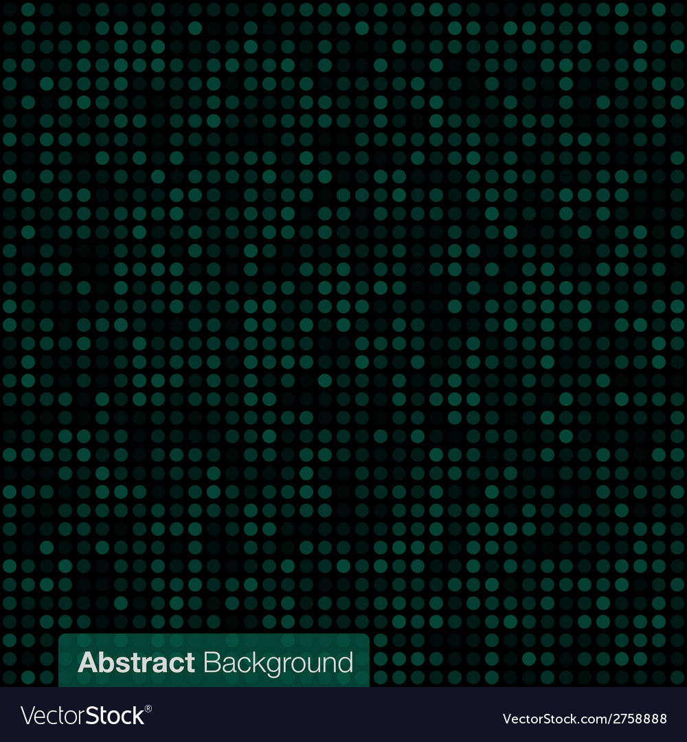 Abstract screen green background vector | Price: 1 Credit (USD $1)