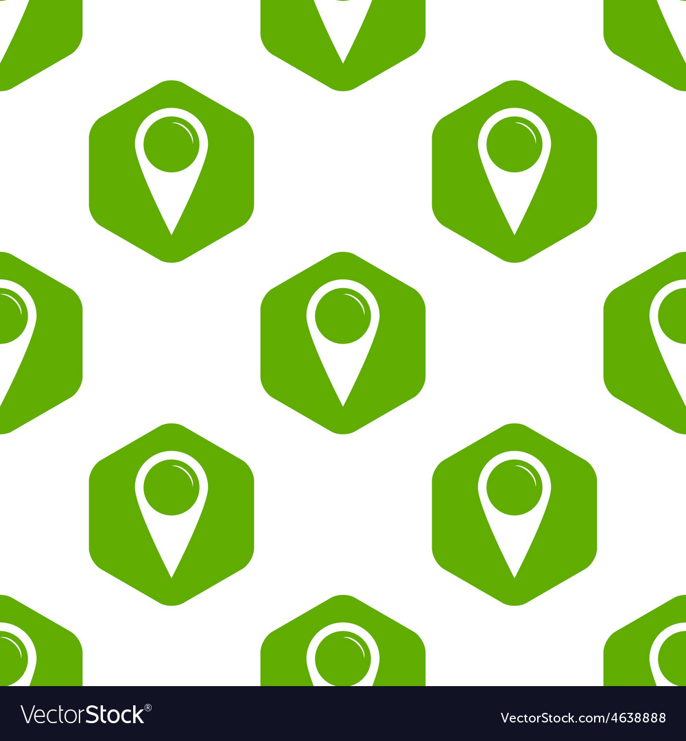 Blank map pointer pattern vector | Price: 1 Credit (USD $1)