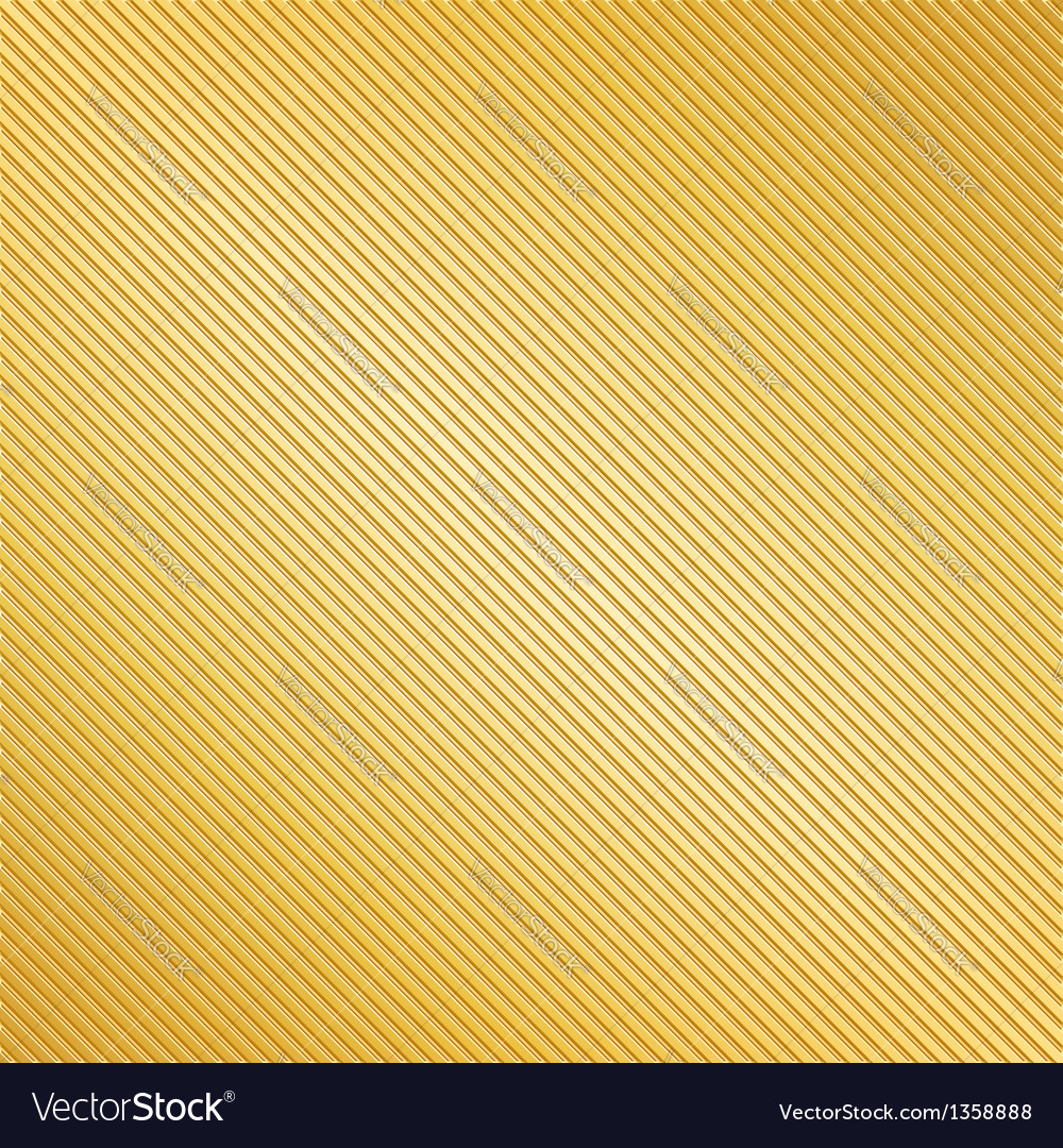 Golden striped background vector | Price: 1 Credit (USD $1)