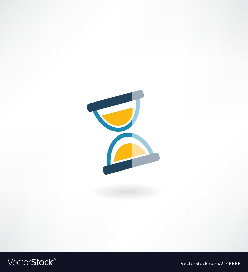 Hourglass icon vector | Price: 1 Credit (USD $1)