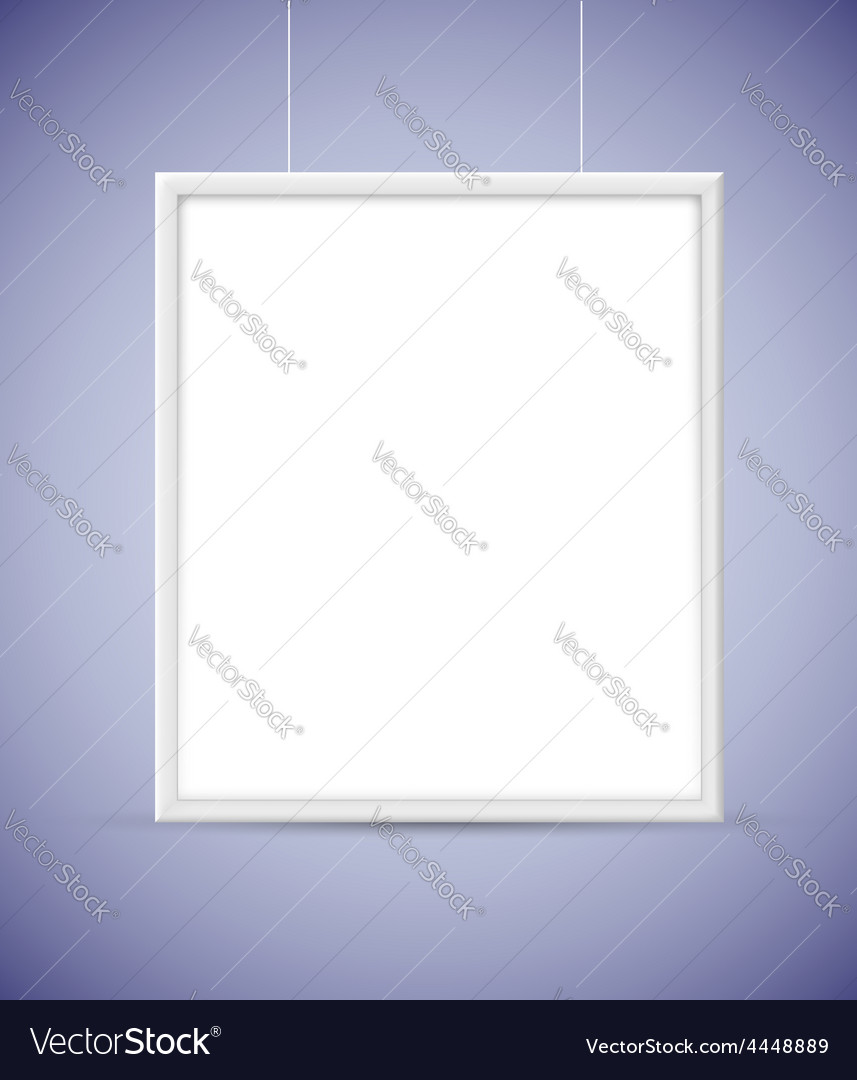 Empty frame vector | Price: 1 Credit (USD $1)