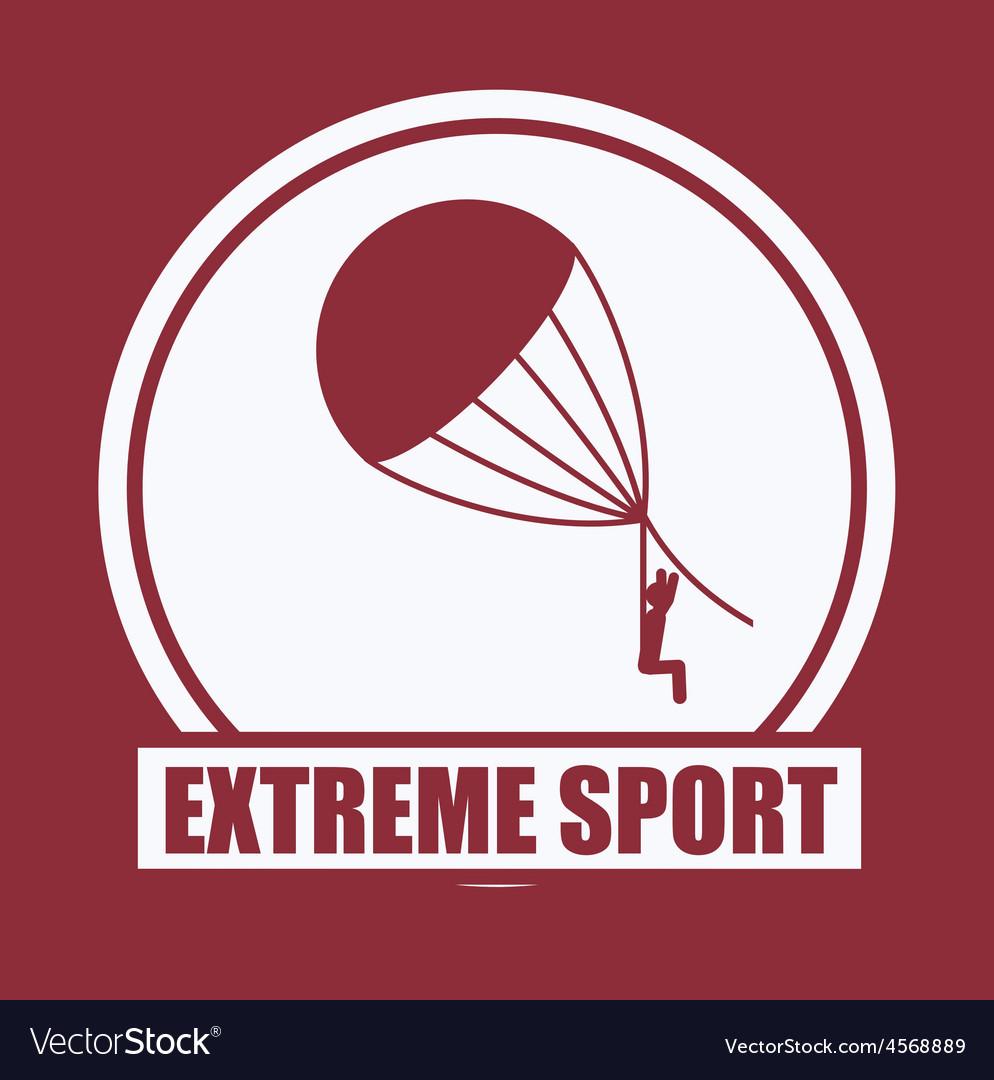 Extreme sport design vector   Price: 1 Credit (USD $1)