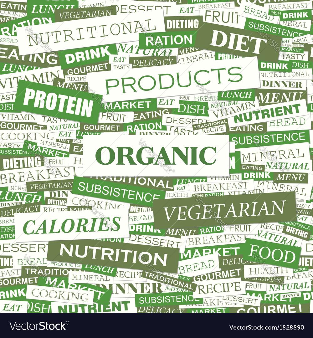 Organic vector   Price: 1 Credit (USD $1)