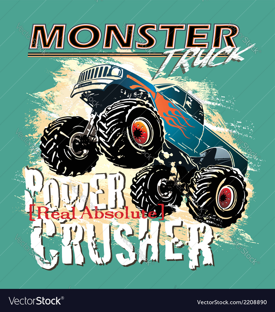 Power crusher vector | Price: 3 Credit (USD $3)