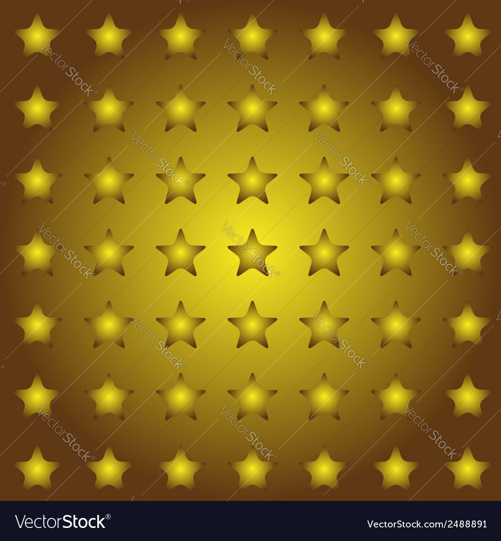 Seamless stars background in vector | Price: 1 Credit (USD $1)