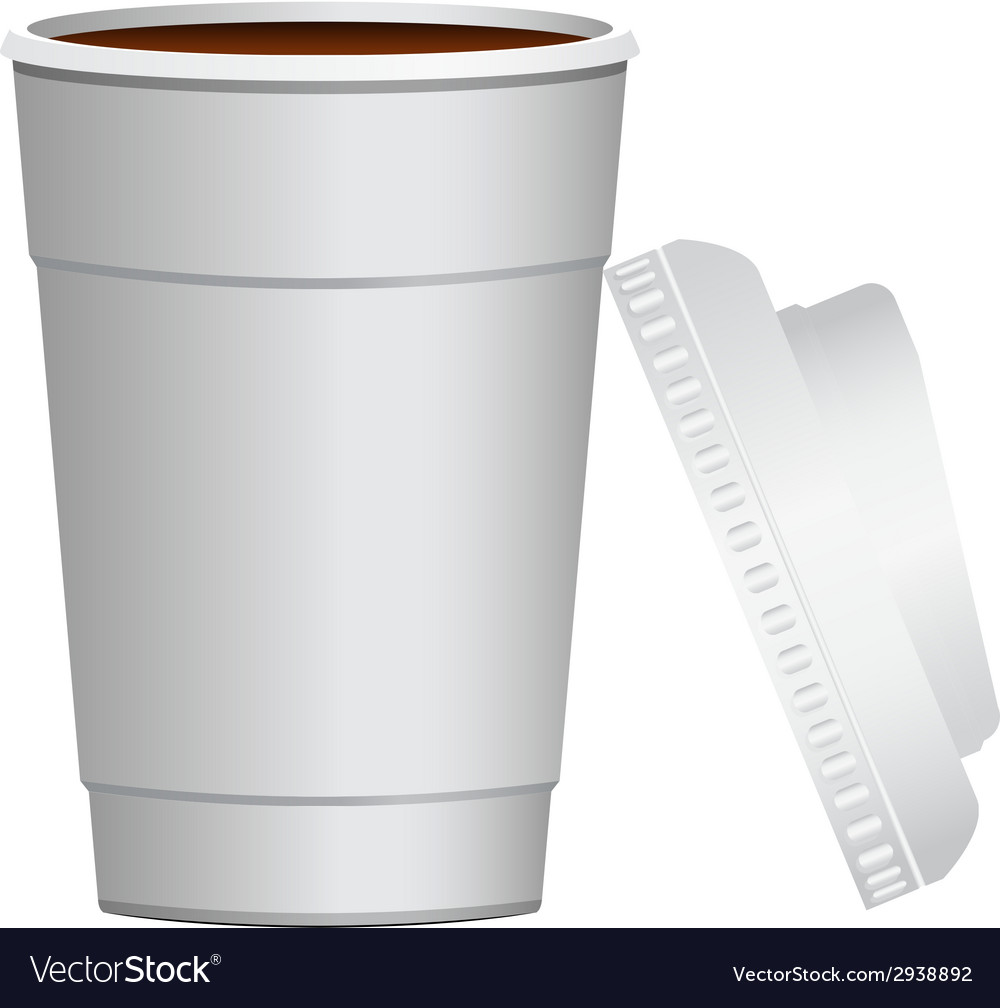 Coffee go on vector | Price: 1 Credit (USD $1)