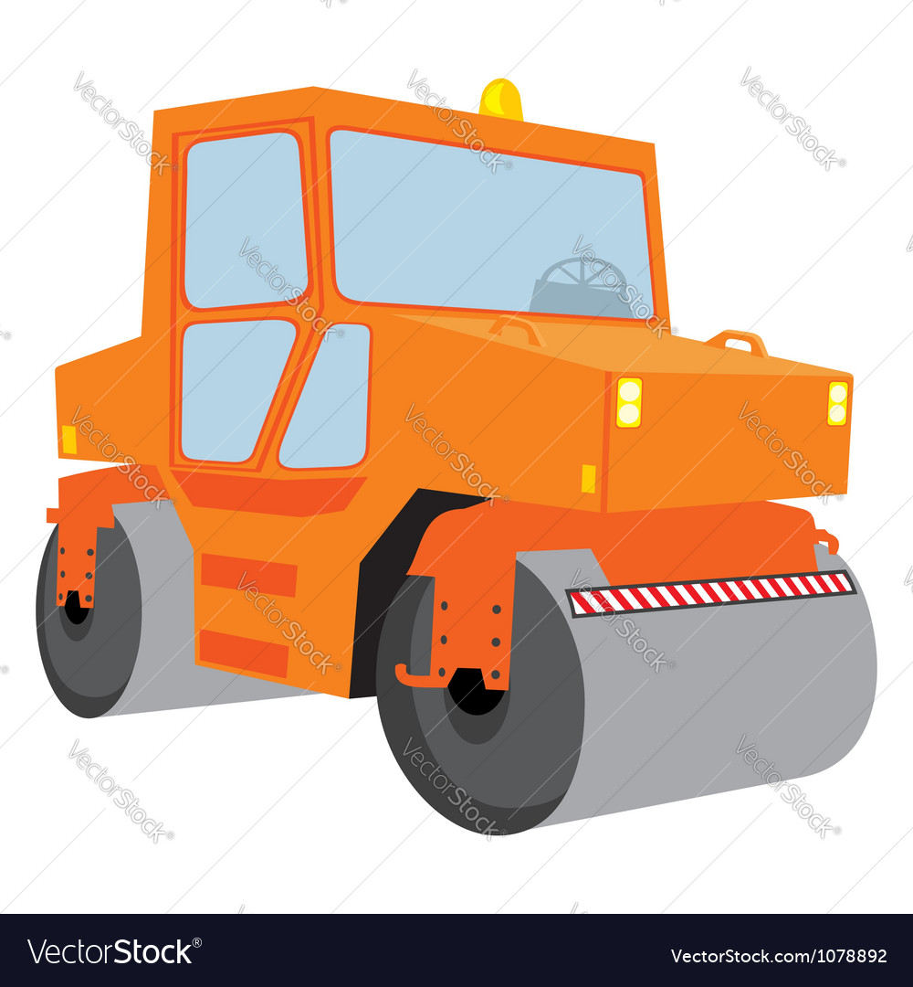 Roller machine vector | Price: 1 Credit (USD $1)